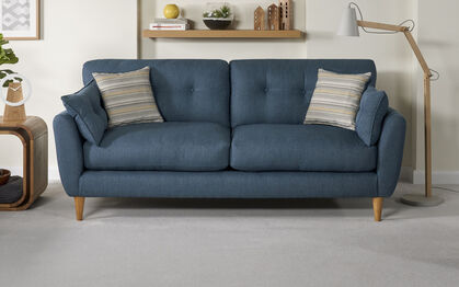 Luna 3 Seater Sofa