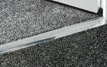Aluminium Carpet Coverstrip - 2.7m