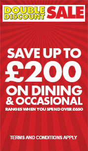 Save up to £200 on furniture!