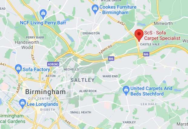 ScS Shop in Birmingham - Castle Vale Retail Park
