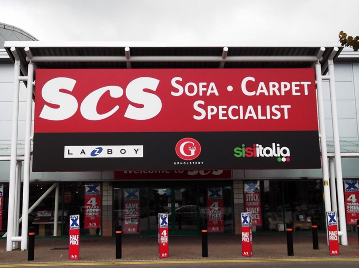 ScS Sofa Store in Bristol