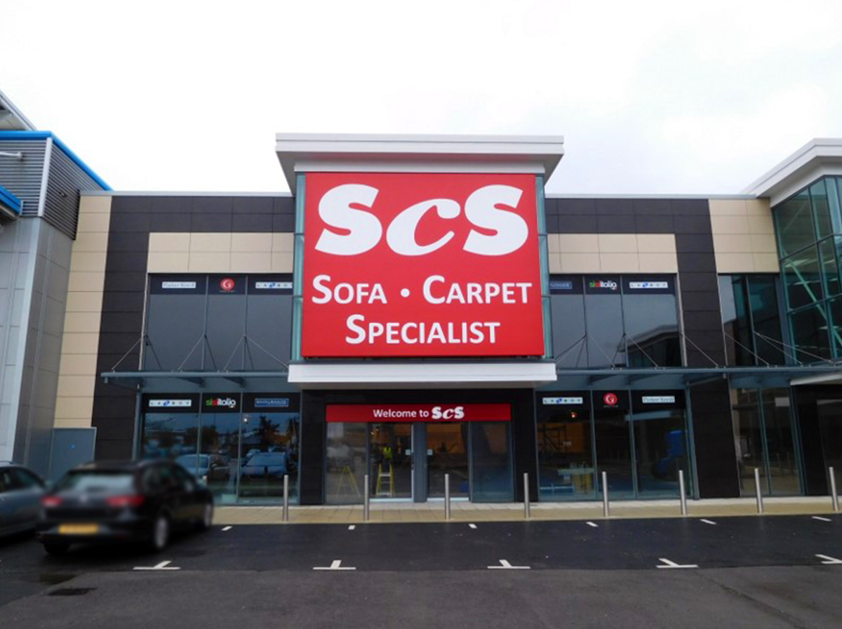 ScS Sofa Store in Manchester