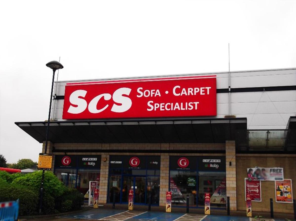 ScS Sofa Store in Nottingham