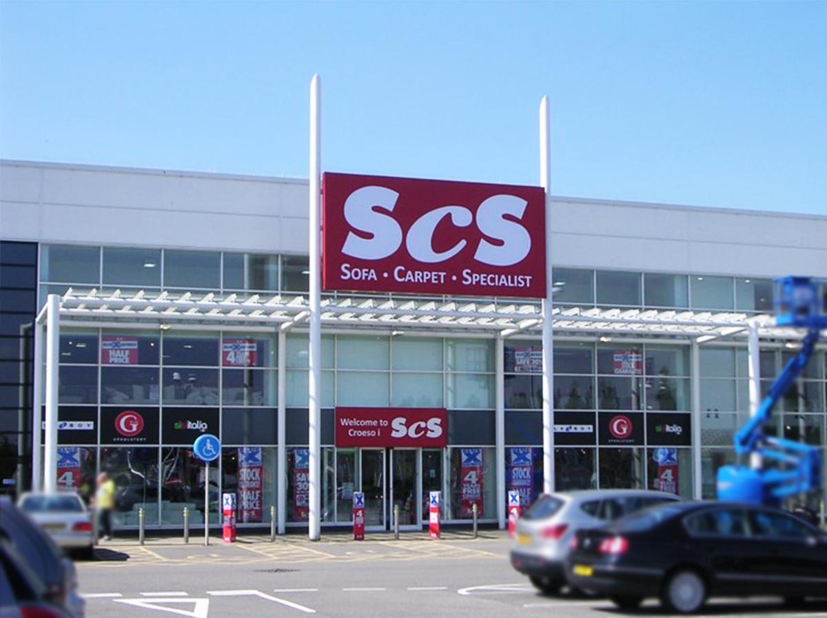ScS Sofa Store in Cardiff