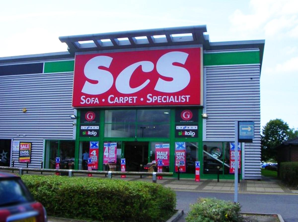 ScS Sofa Store in Liverpool