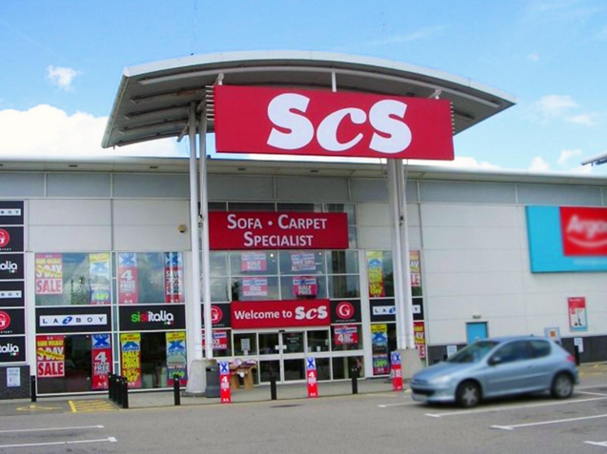 ScS Sofa Store in London