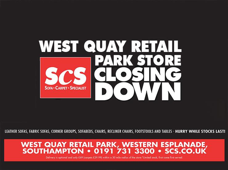 ScS Sofa Store in Southampton