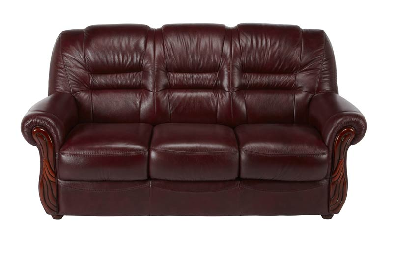 Gallery images for the Liege range  sc 1 st  ScS & Liege 3 Seater Leather Sofa | ScS islam-shia.org