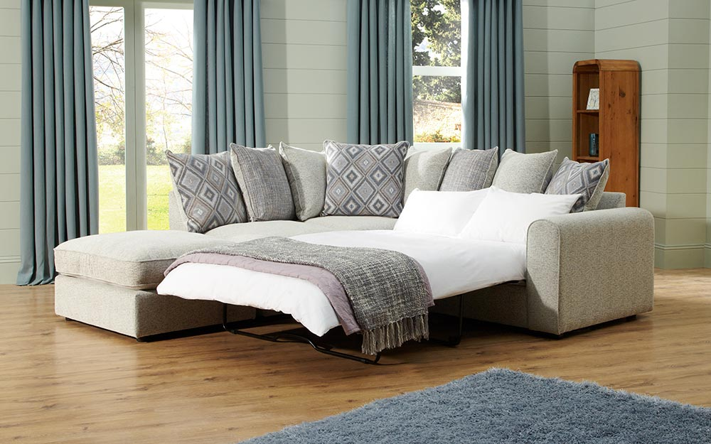 Sofa bed and recliner care