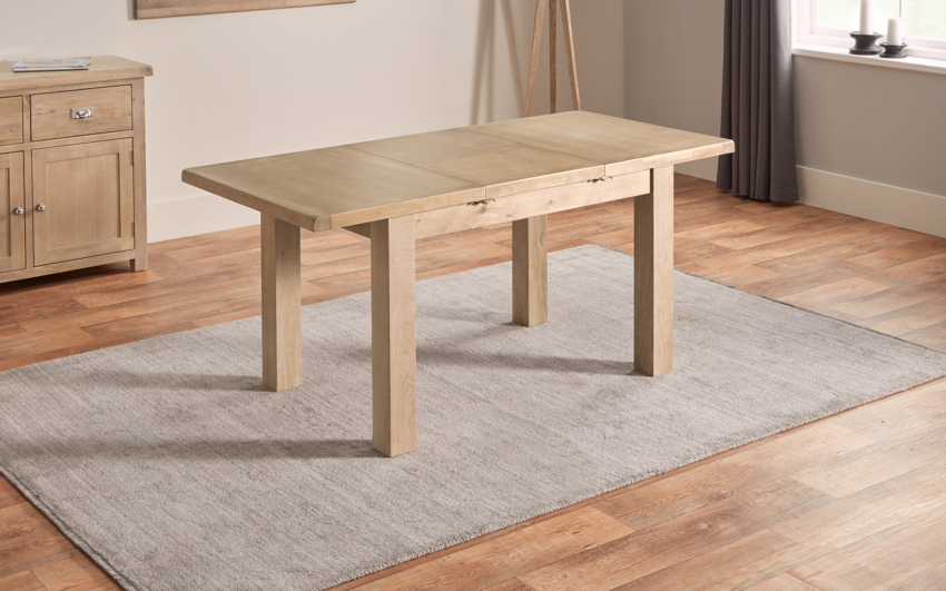 Romeo 1.25m Extending Dining Table