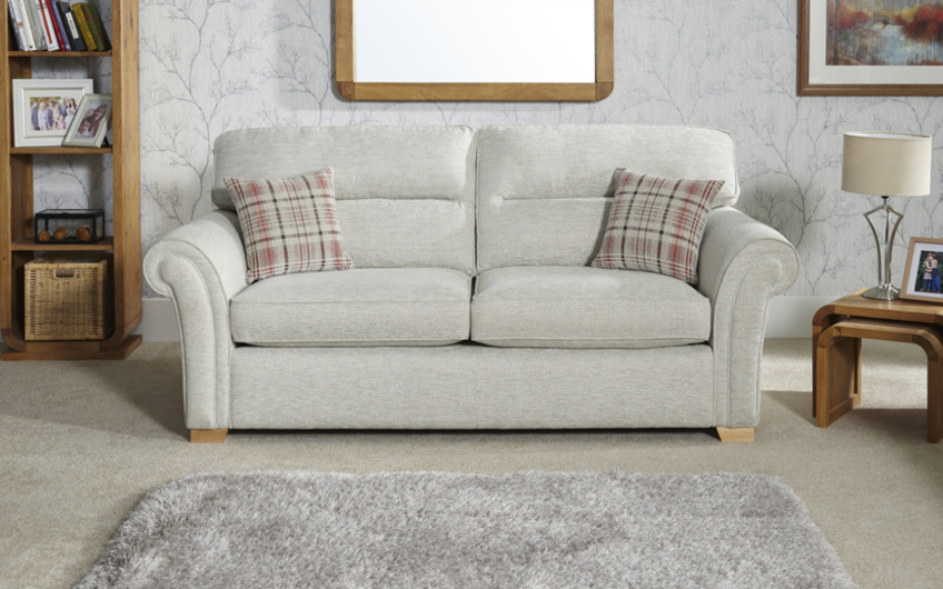 Inspire Chiltern 3 Seater Sofa Standard Back, , large
