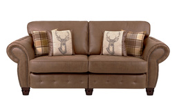 County 3 Seater Split Sofa Standard Back, , small
