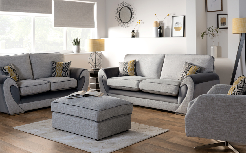 Ailsa 3 Seater Sofa Scatter Back
