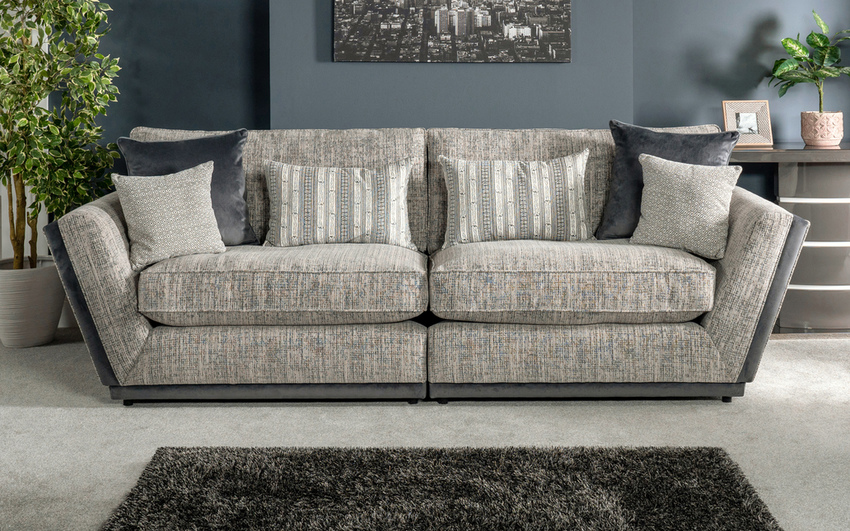 Antwerp 4 Seater Sofa