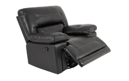 Maximus Swivel Manual Recliner Chair, , small
