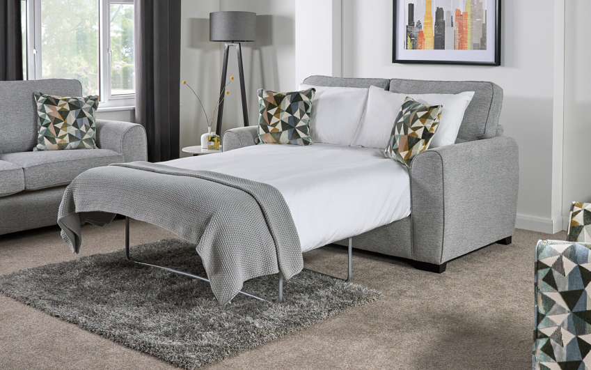 Inspire Ezra 2 Seater Sofa Bed Standard Back