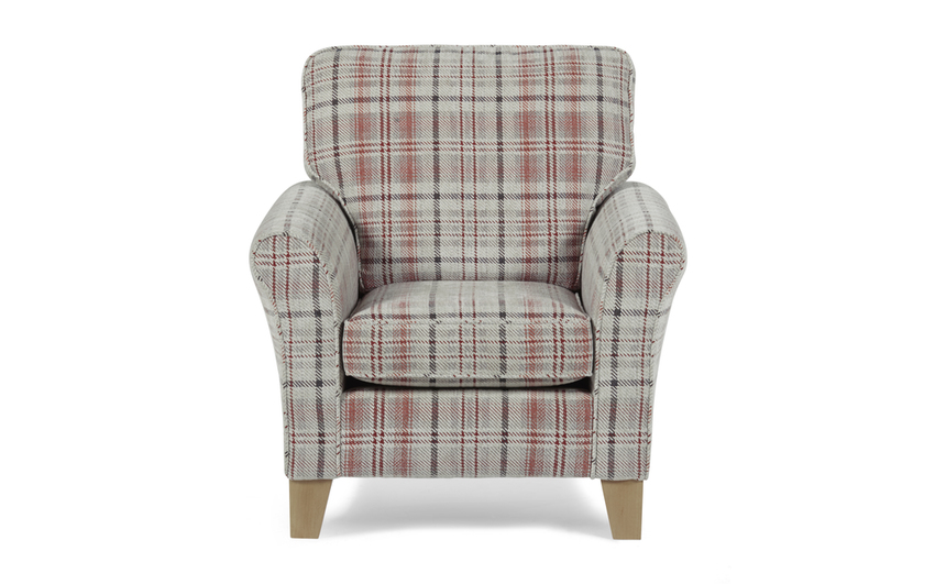 Inspire Chiltern Accent Chair, , large