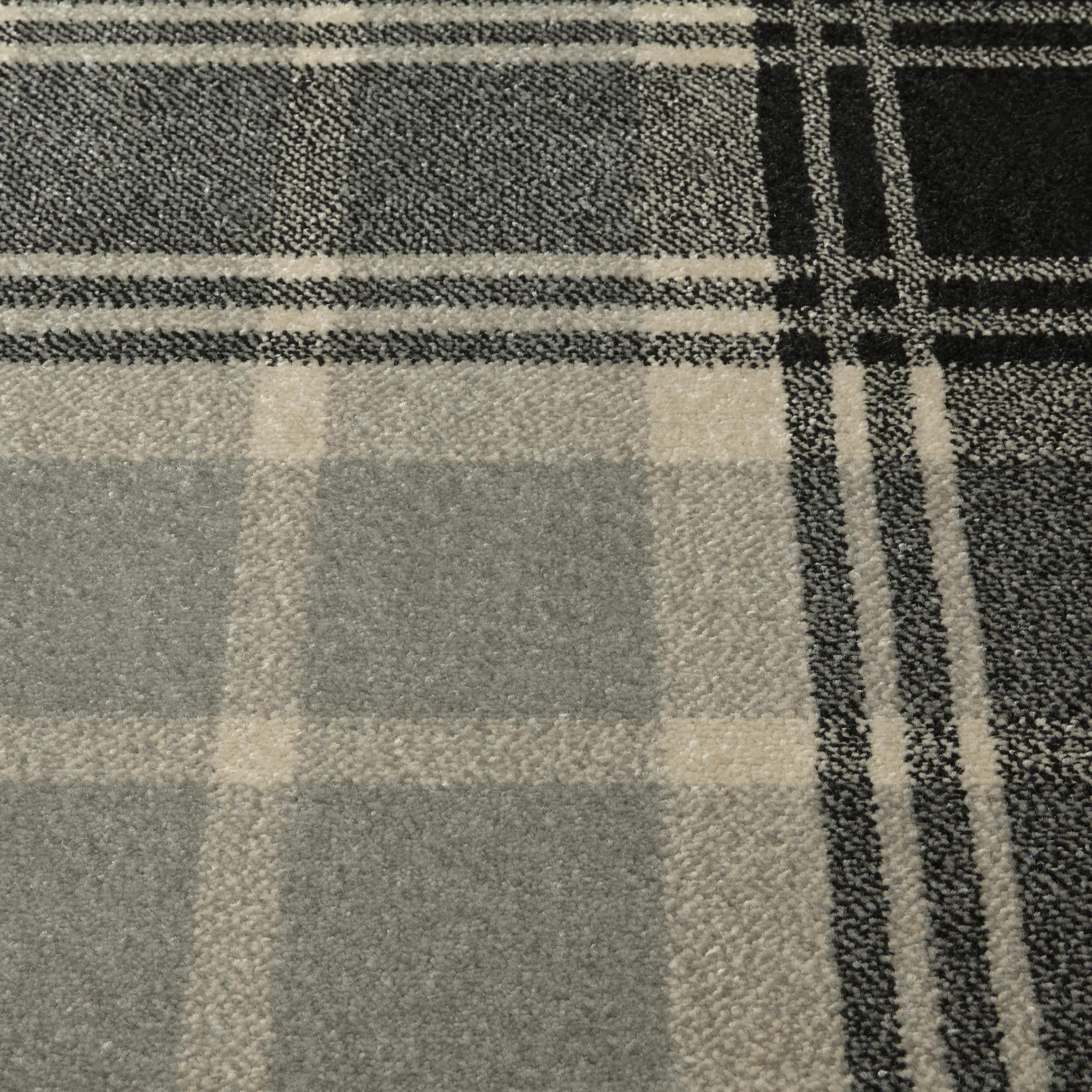 Roger Fells Campbell Town Tartan Carpet, Portree, swatch