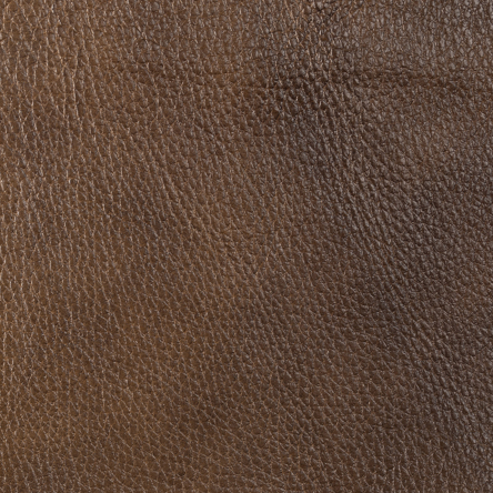 Bz Chestnut / Buff Cntrst Stitch