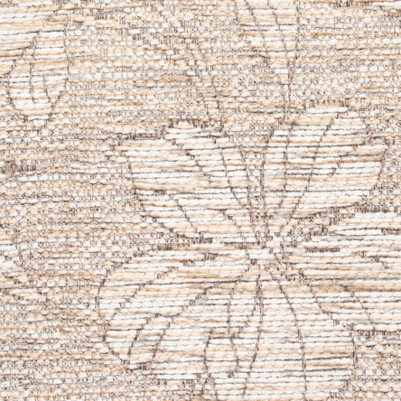York Standard Chair, Caledonian Floral Hemp, swatch