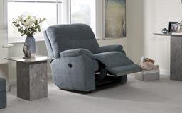 La-Z-Boy Alabama Power Recliner Chair, , small