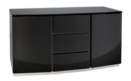 Tokyo Black Sideboard, , small