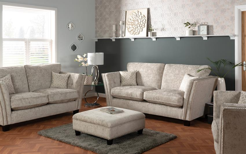 Miley 3 Seater Sofa Standard Back