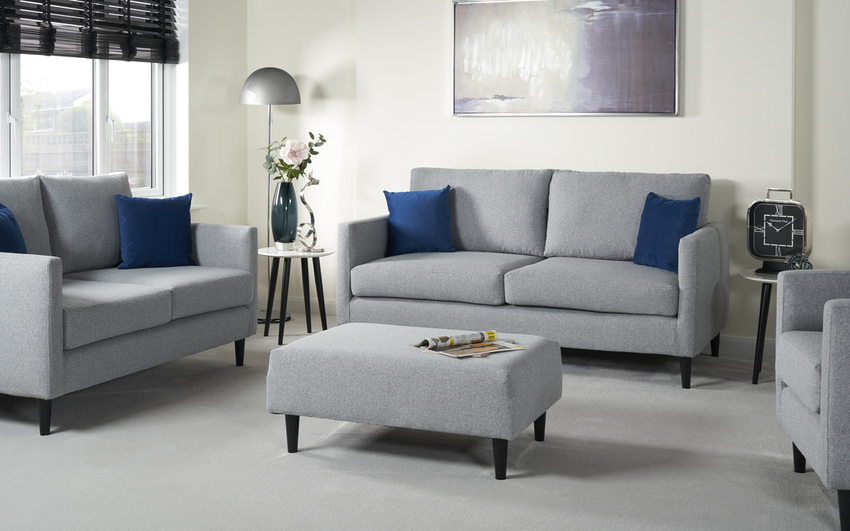 Lilly 3 Seater Sofa