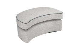 Ailsa Large Twister Footstool, , small