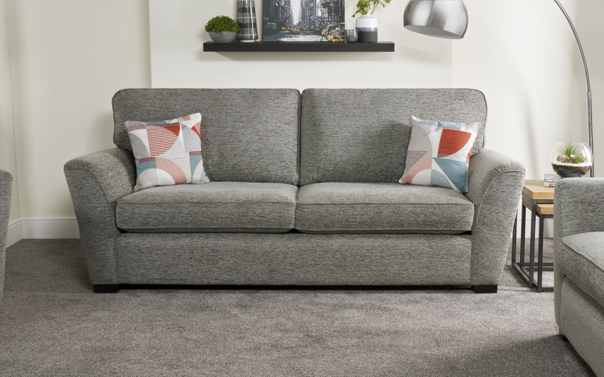 Inspire Rockcliffe Grand Sofa Standard Back, , large