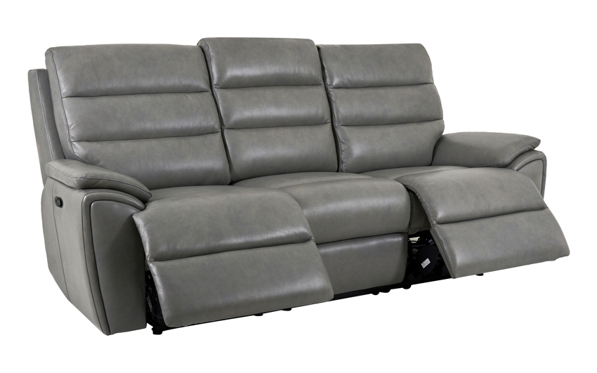 La-Z-Boy Winslow 3 Seater Manual Recliner Sofa - 3 Over, , large