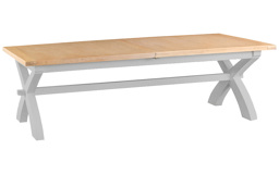 Victoria 2.5m Extending Dining Table