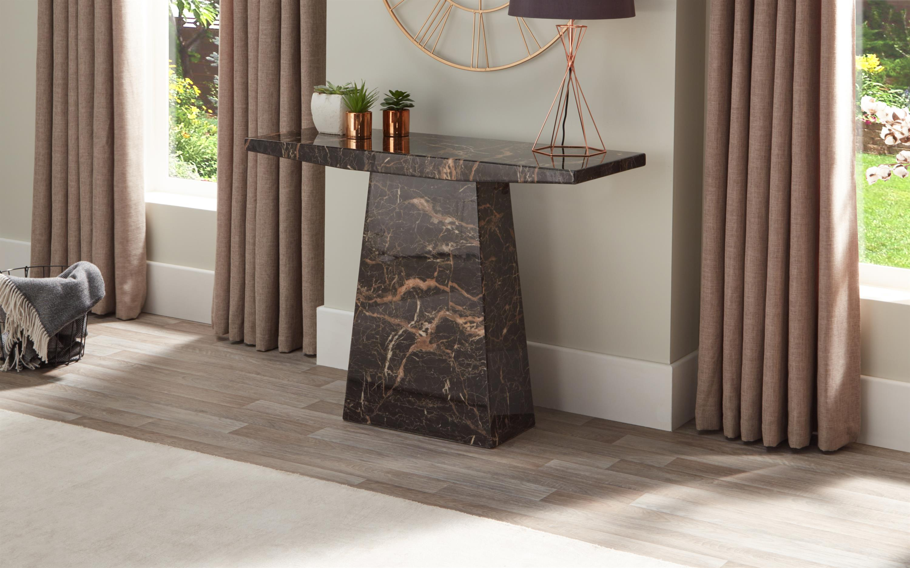 Adelaide Marble Console Table