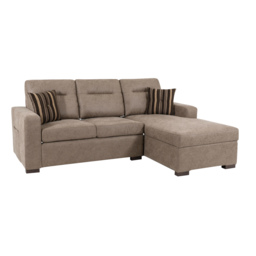 Endurance Snoozer 3 Seater RHF Storage Chaise Sofa