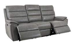 La-Z-Boy Winslow 3 Seater Manual Recliner Sofa - 3 Over, , small