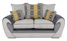 Ailsa 2 Seater Sofa Scatter Back, , small