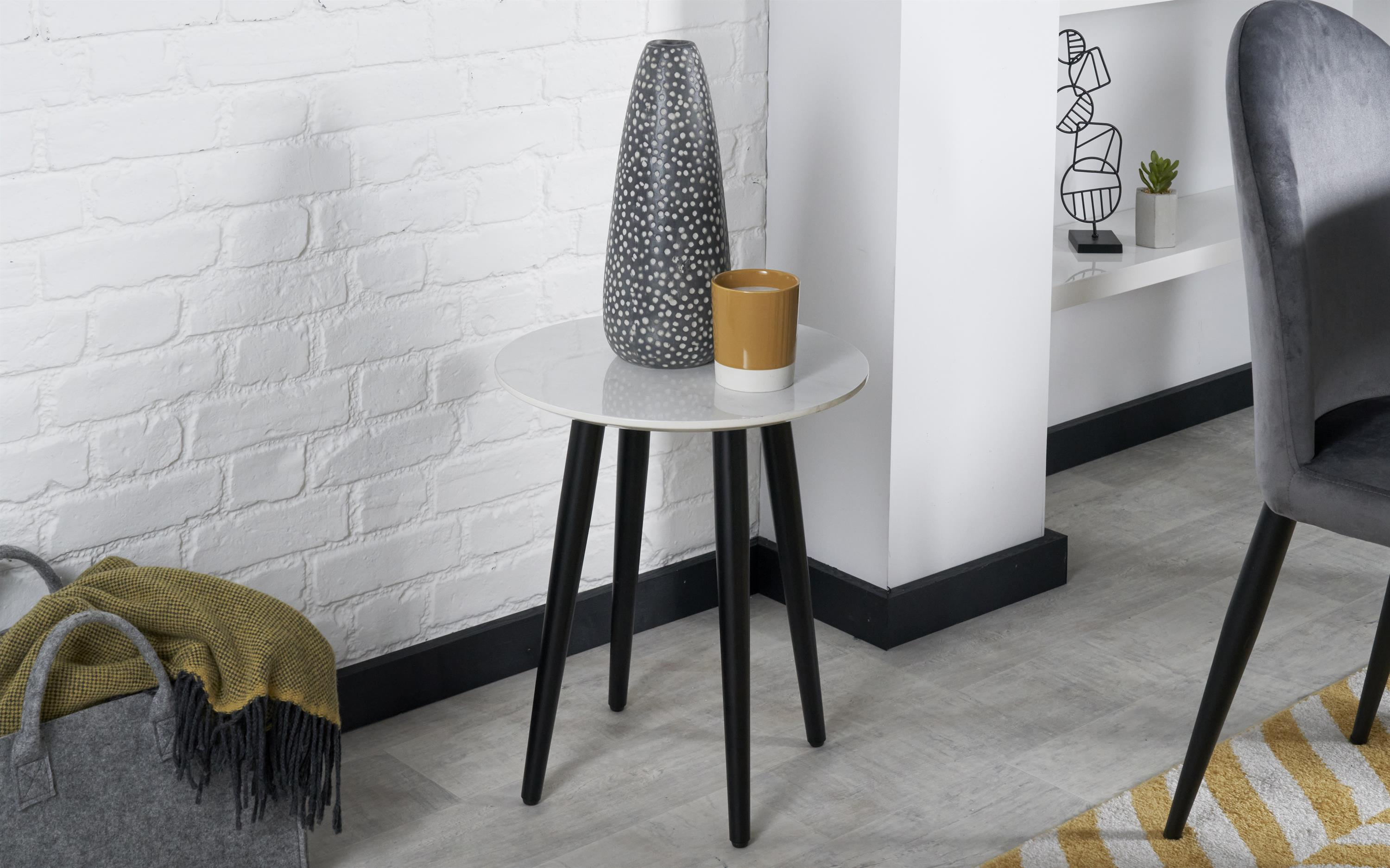 Milano Lamp Table