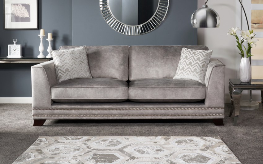 Andreas 4 Seater Sofa Standard Back