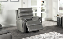 La-Z-Boy Winslow Power Recliner Chair with Head Tilt, , small