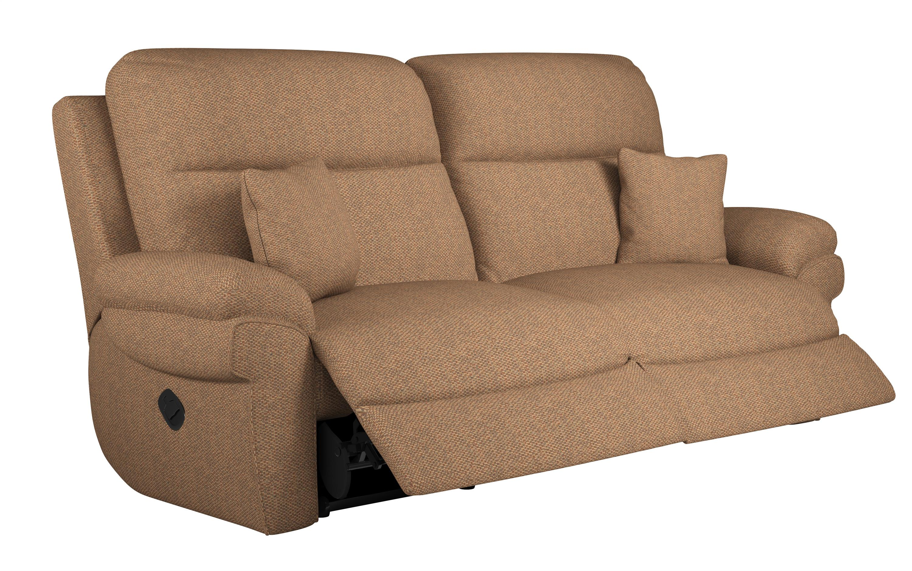La-Z-Boy Tamla 3 Seater Manual Recliner Sofa