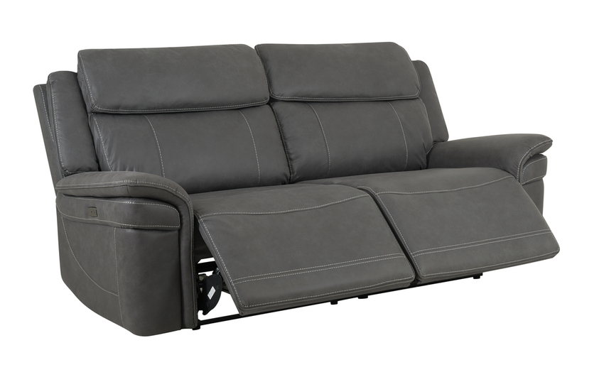 Endurance Larissa 3 Seater Power Recliner Sofa, , large