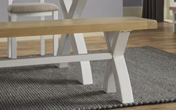 Harper 2.5m Extending Dining Table, , small