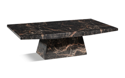 Adelaide Marble Coffee Table, , small