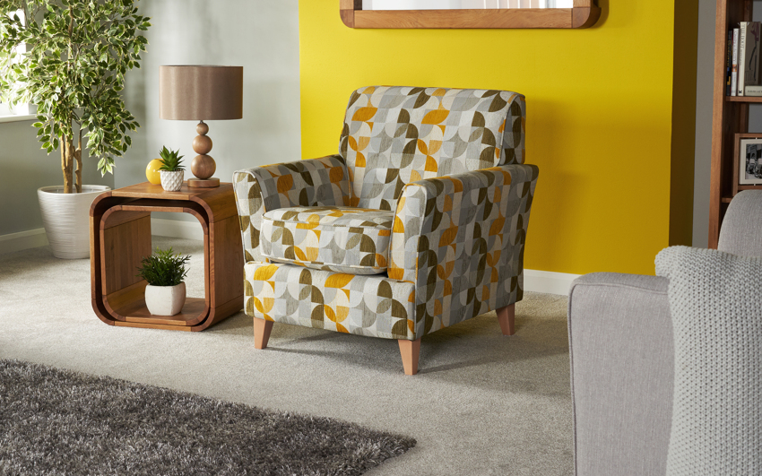 Zeus Accent Chair