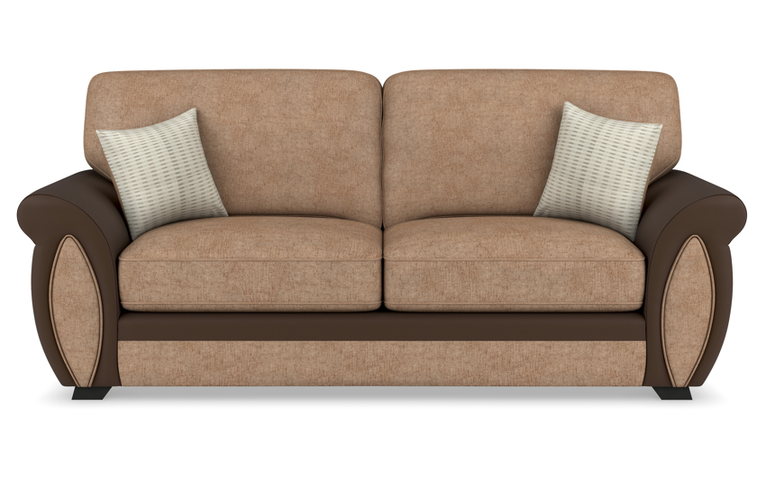 Maya 3 Seater Sofa Standard Back