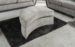 Antwerp Large Twister Footstool, , small
