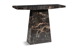 Adelaide Marble Console Table, , small