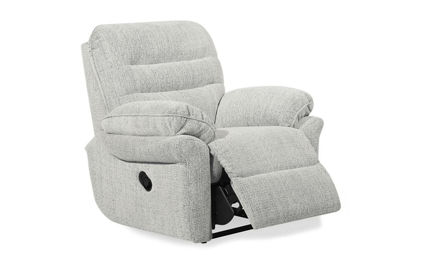 Pendle Manual Recliner Chair, , large