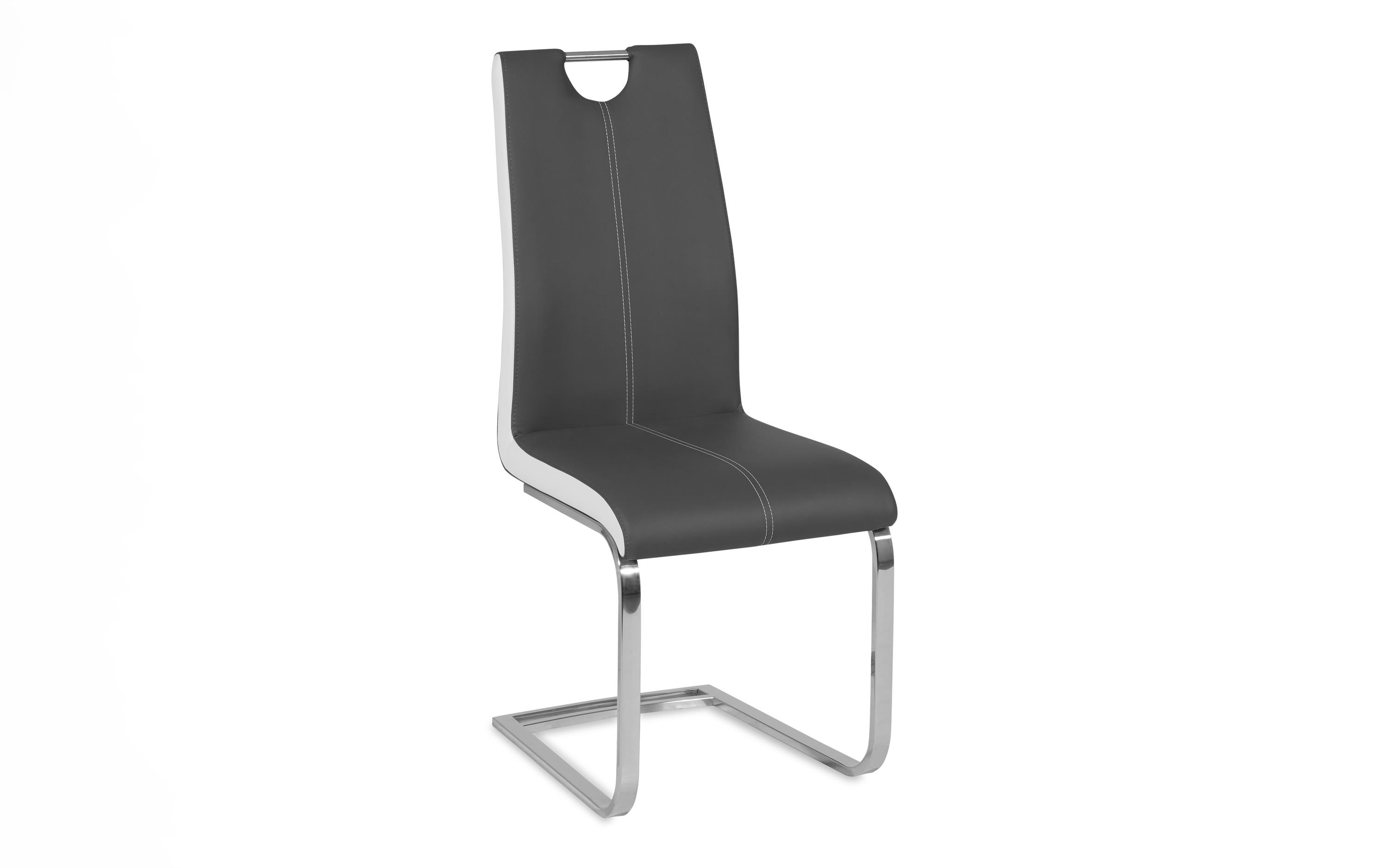 Rimini Grey Dining Chair, , large