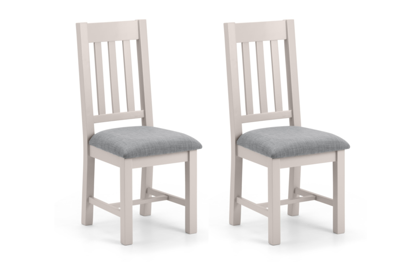Temple Pair of Dining Chairs
